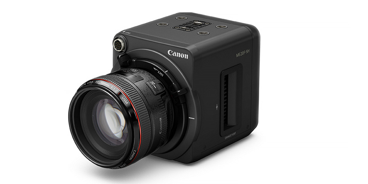 Canon's new full-frame camera will capture footage in near-complete darkness