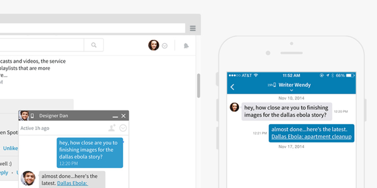 Convo brings its revamped collaboration platform to Android and iOS