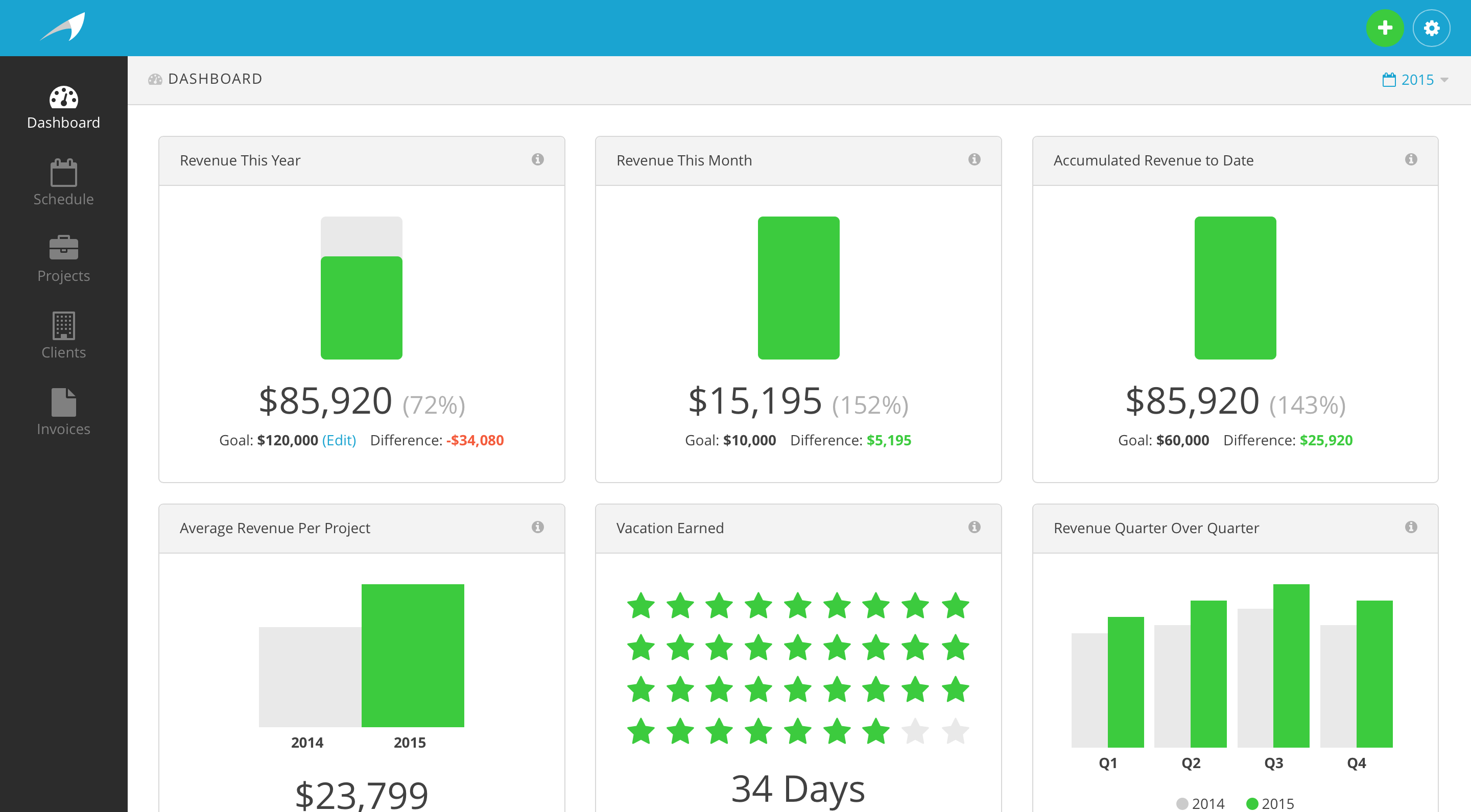 Harpoon Will Help Freelancers Spear Invoicing And Time Tracking In - Invoice tracking app