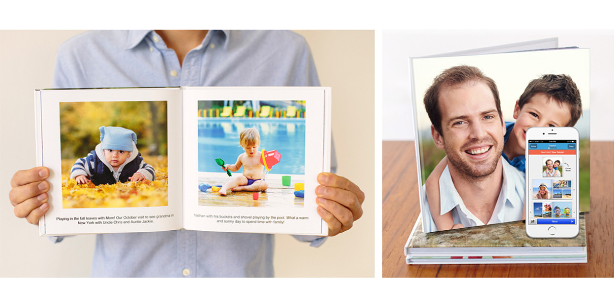 SimplePrints' new Photo Magic service lets you create photo books by text message