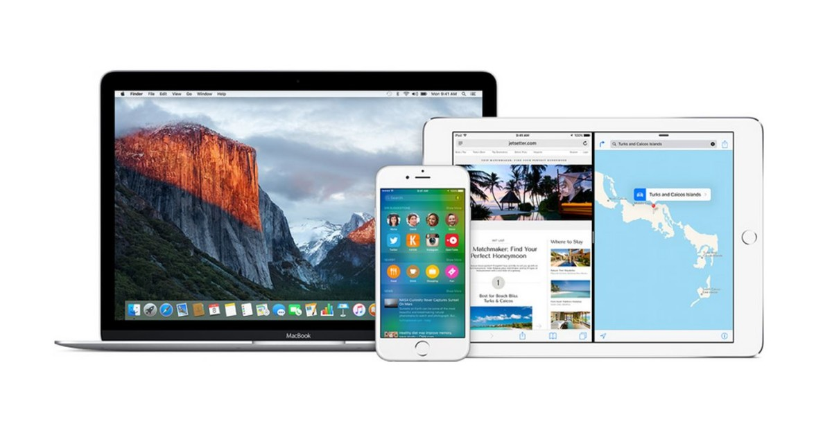 You can download the OS X El Capitan and iOS 9 public betas now