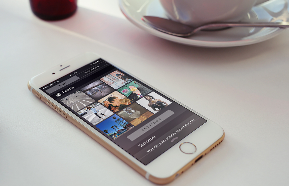 This app makes checking Instagram on iOS a lot easier