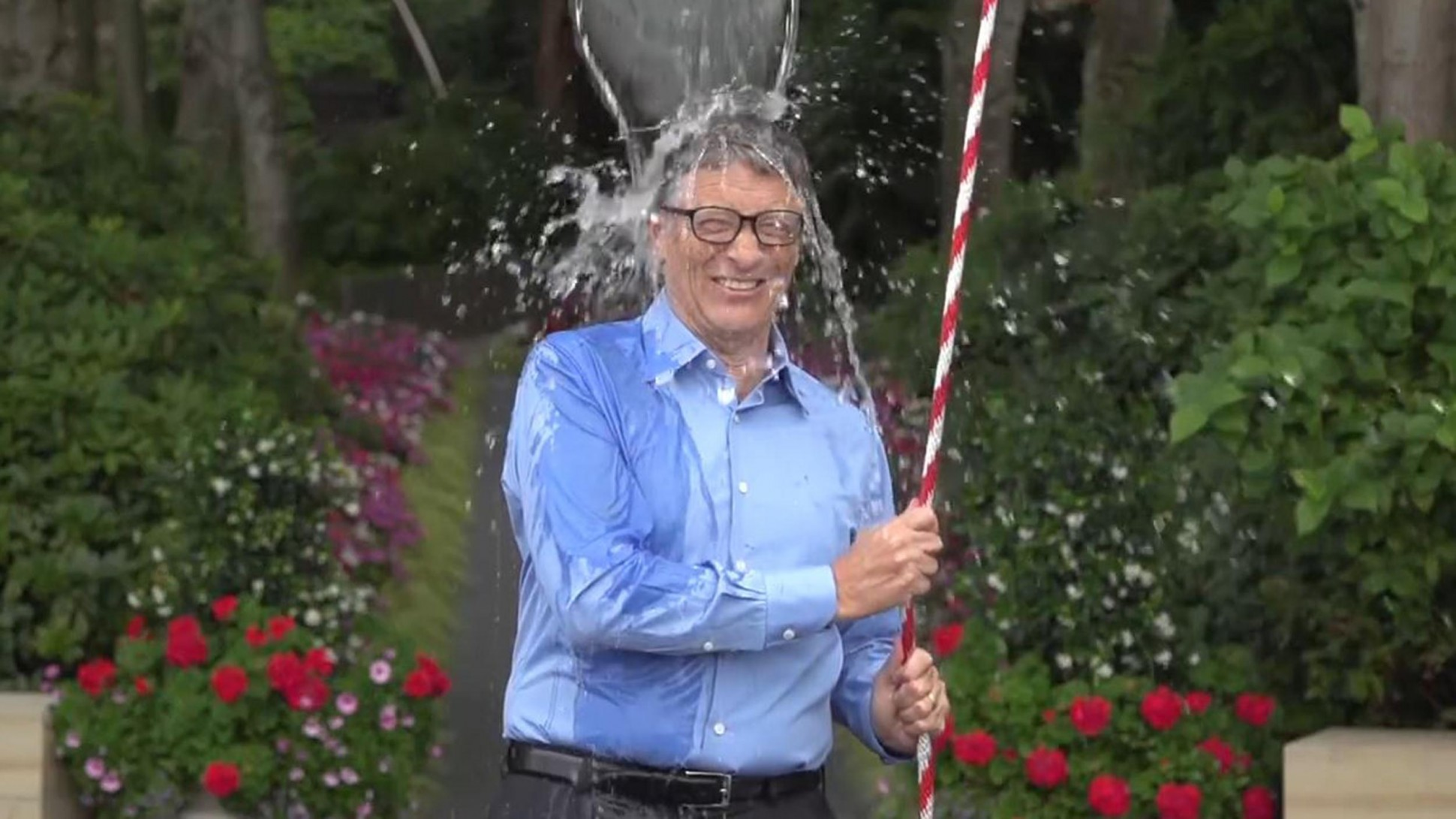 Here's where all that Ice Bucket Challenge money went