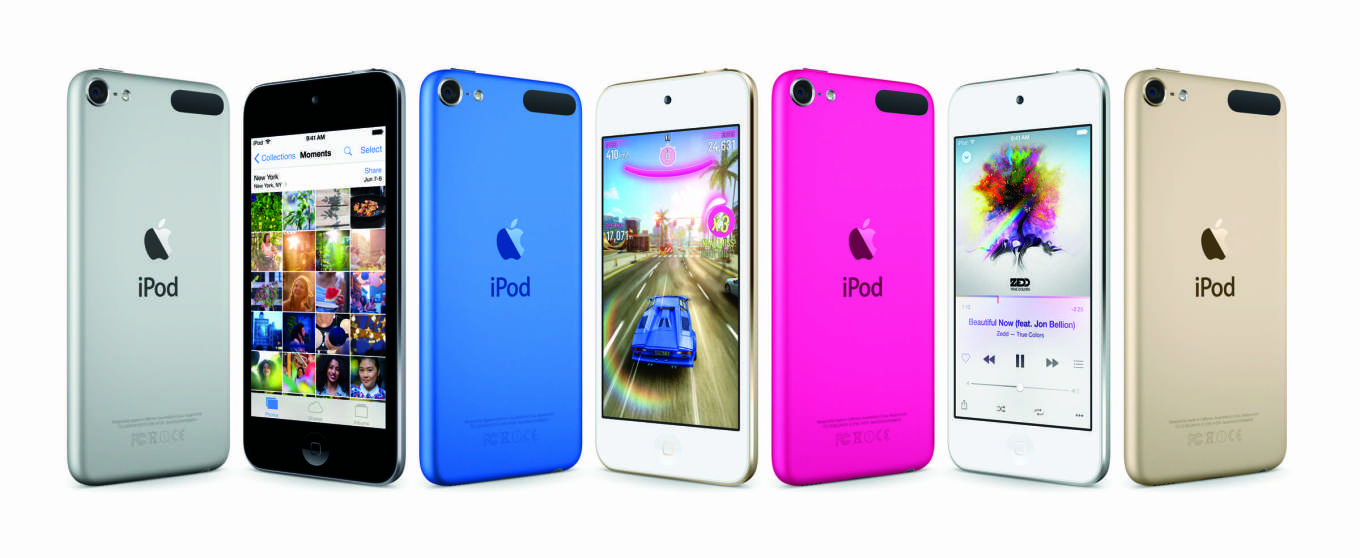The IPod Touch is a Gateway Drug
