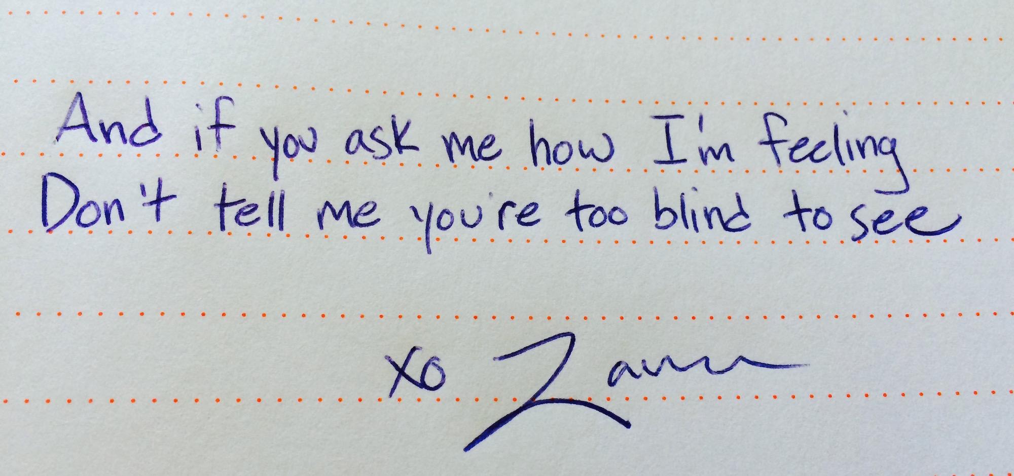 lauren writes