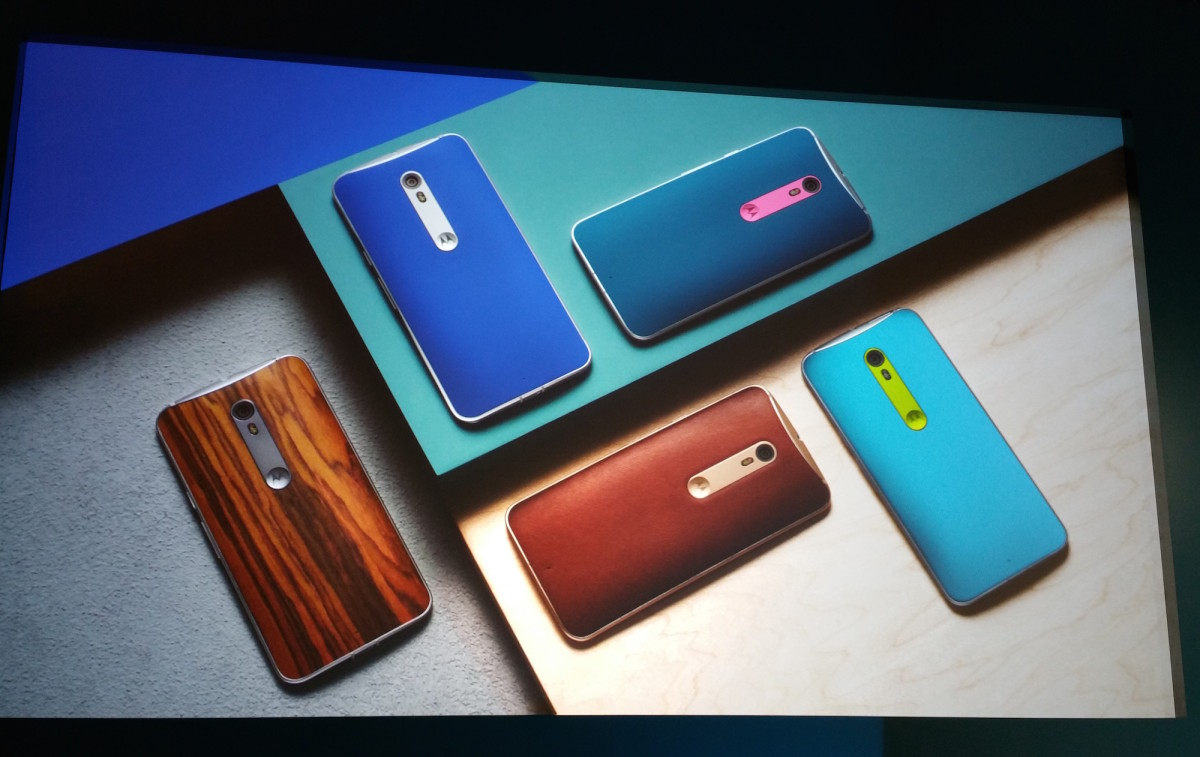 Motorola announces the 5.7-inch Moto X Style, its latest flagship Android phone
