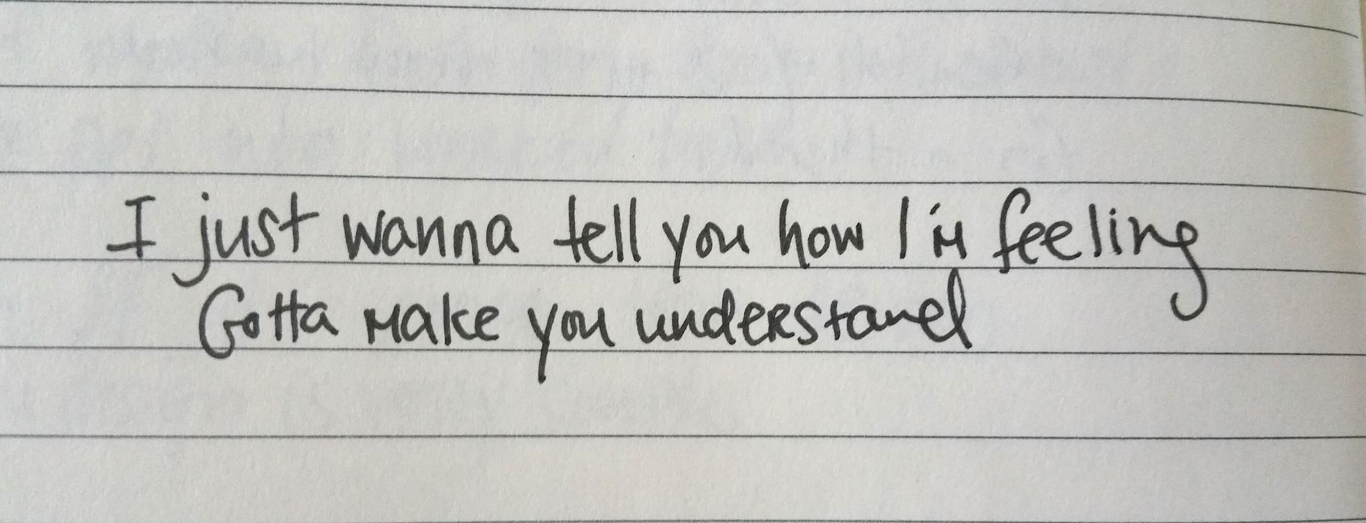 natt writes