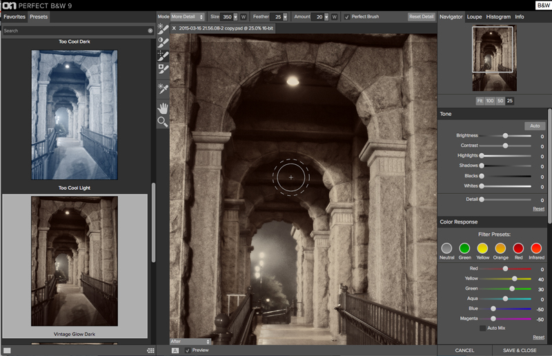 9 retro-style Photoshop plug-ins impart a vintage film look to your