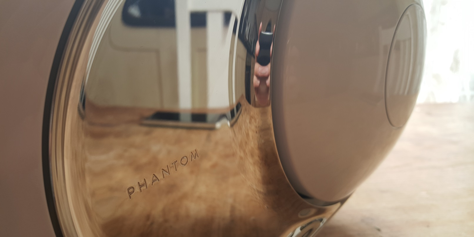 Devialet Phantom review: This incredible $2,000 'Bluetooth speaker' is going to annoy your neighbors