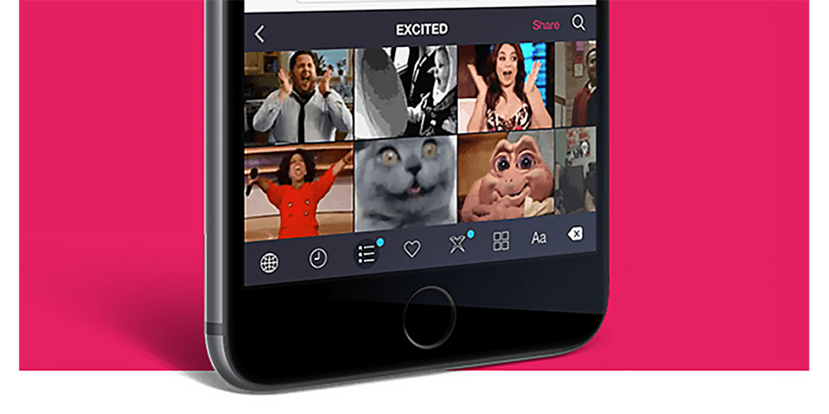 PopKey's mobile GIF keyboard now lands on the desktop