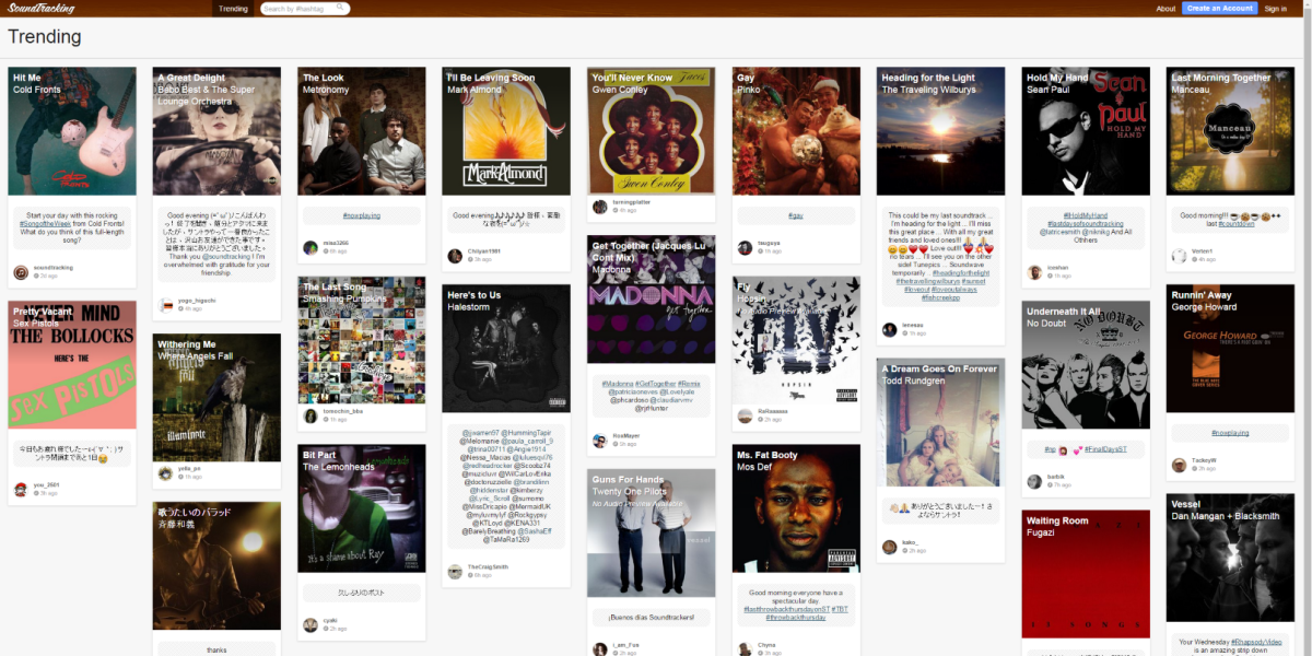 Rhapsody's 'Instagram-like' music sharing service SoundTracking is closing tomorrow ...