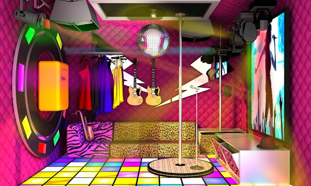 Google apparently wants to turn your old server rooms into karaoke bars