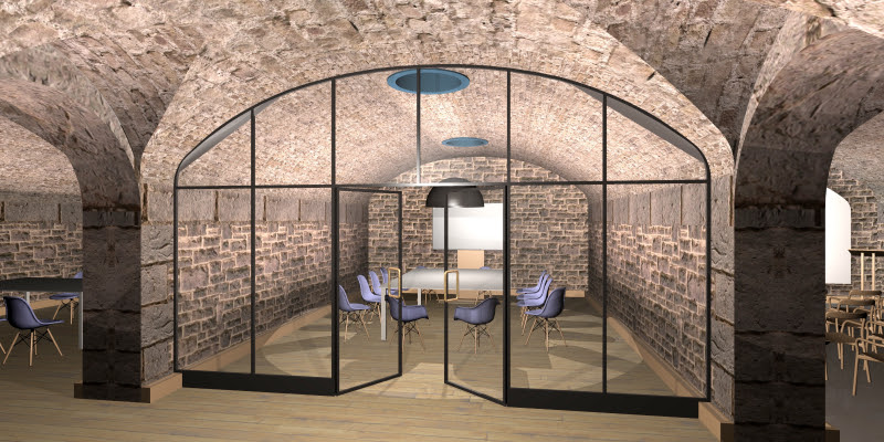 Dublin's newest coworking space is building an incredible 'startup dungeon'