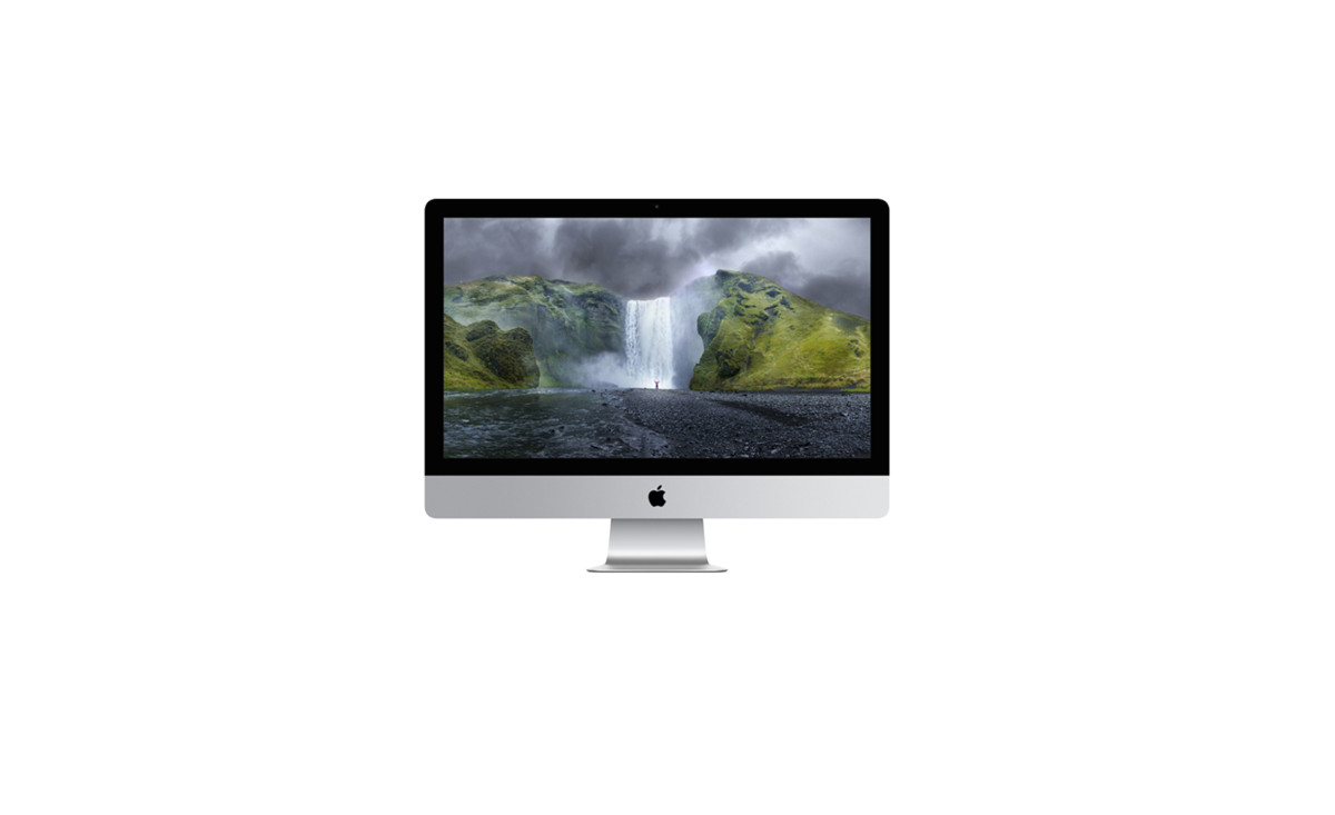 Last chance to win an iMac with 5k Retina display