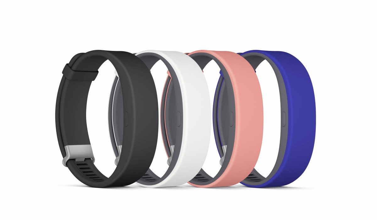Sony's SmartBand 2 will track your stress levels