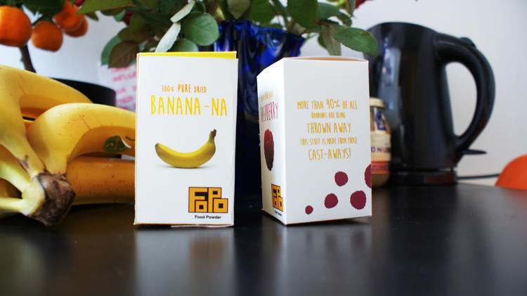 Banana-na! A startup is using Minions language to help fight hunger