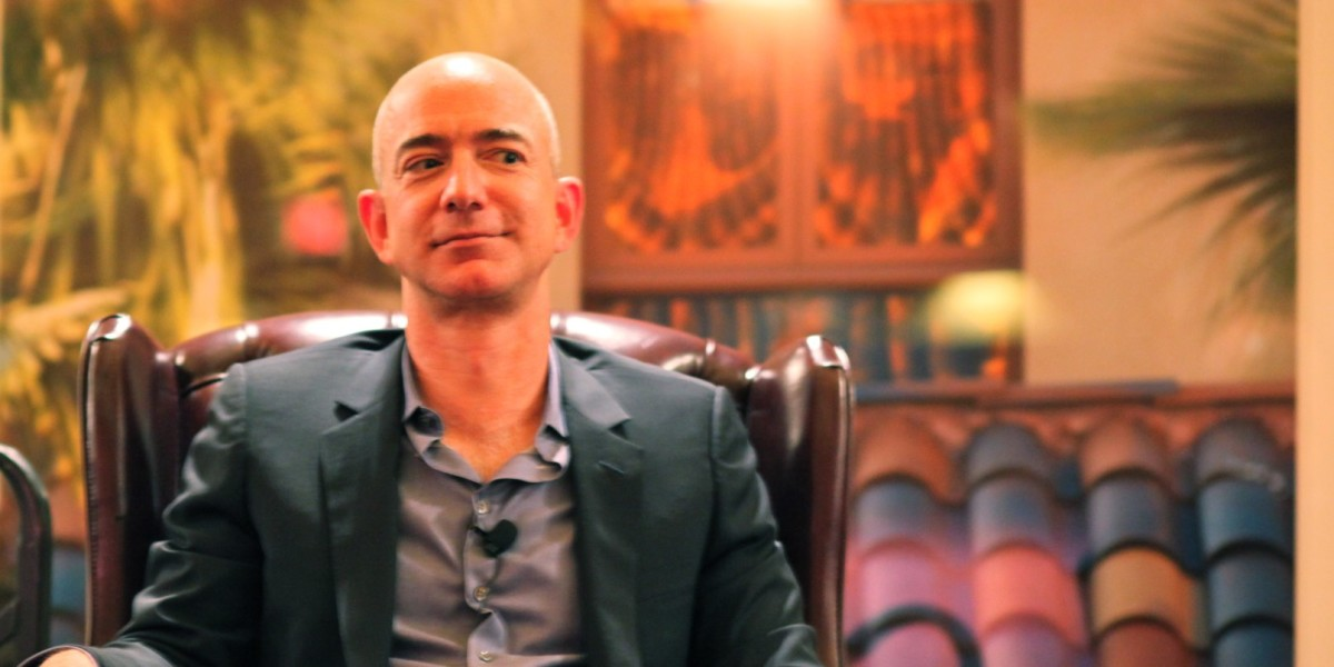 Amazon's Jeff Bezos is now richer than everyone, including Bill Gates