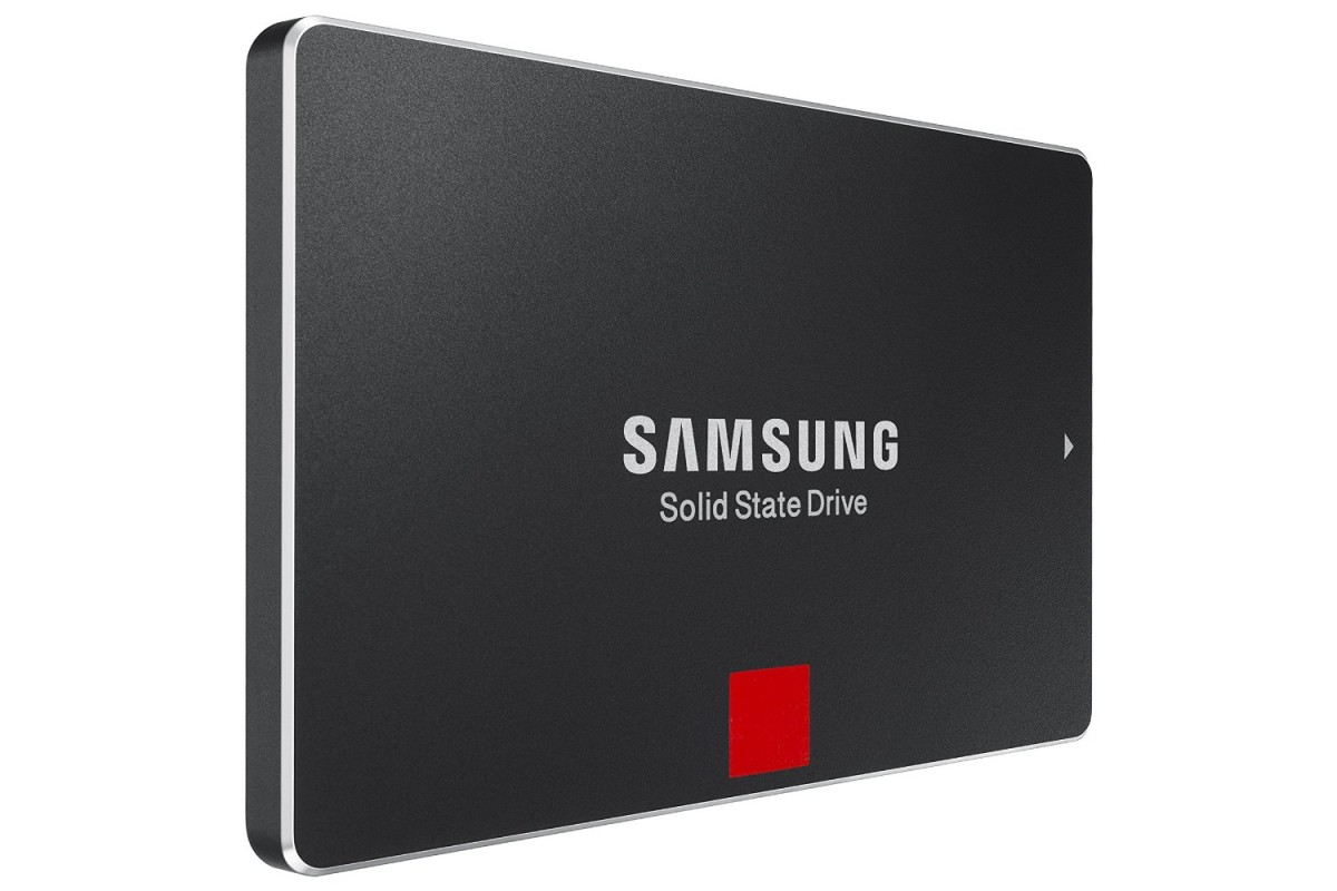 Samsung's record-breaking flash drive fits 16 terabytes into a 2.5-inch SSD