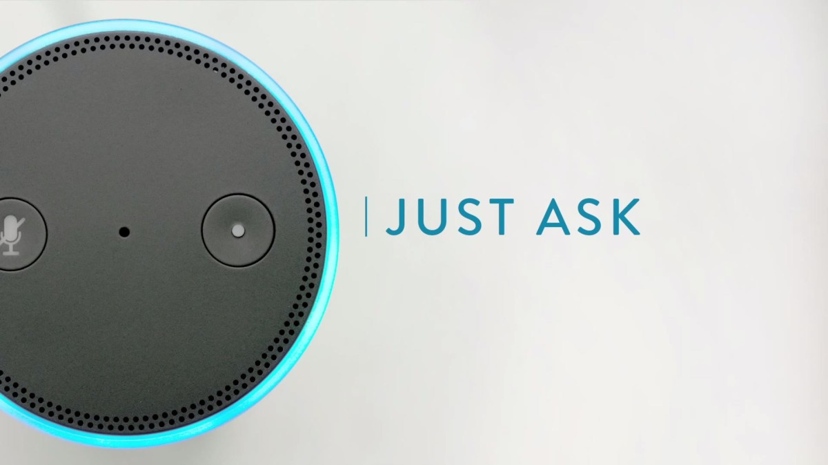Amazon's Alexa voice assistant can finally track, you know, Amazon packages