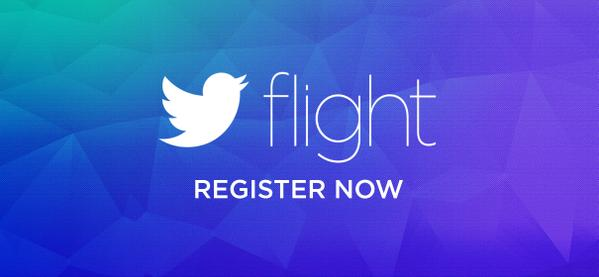 Twitter's Flight developer conference is now open for registration