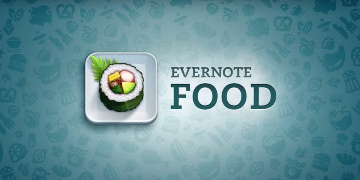 Evernote is shuttering its Food app on September 30
