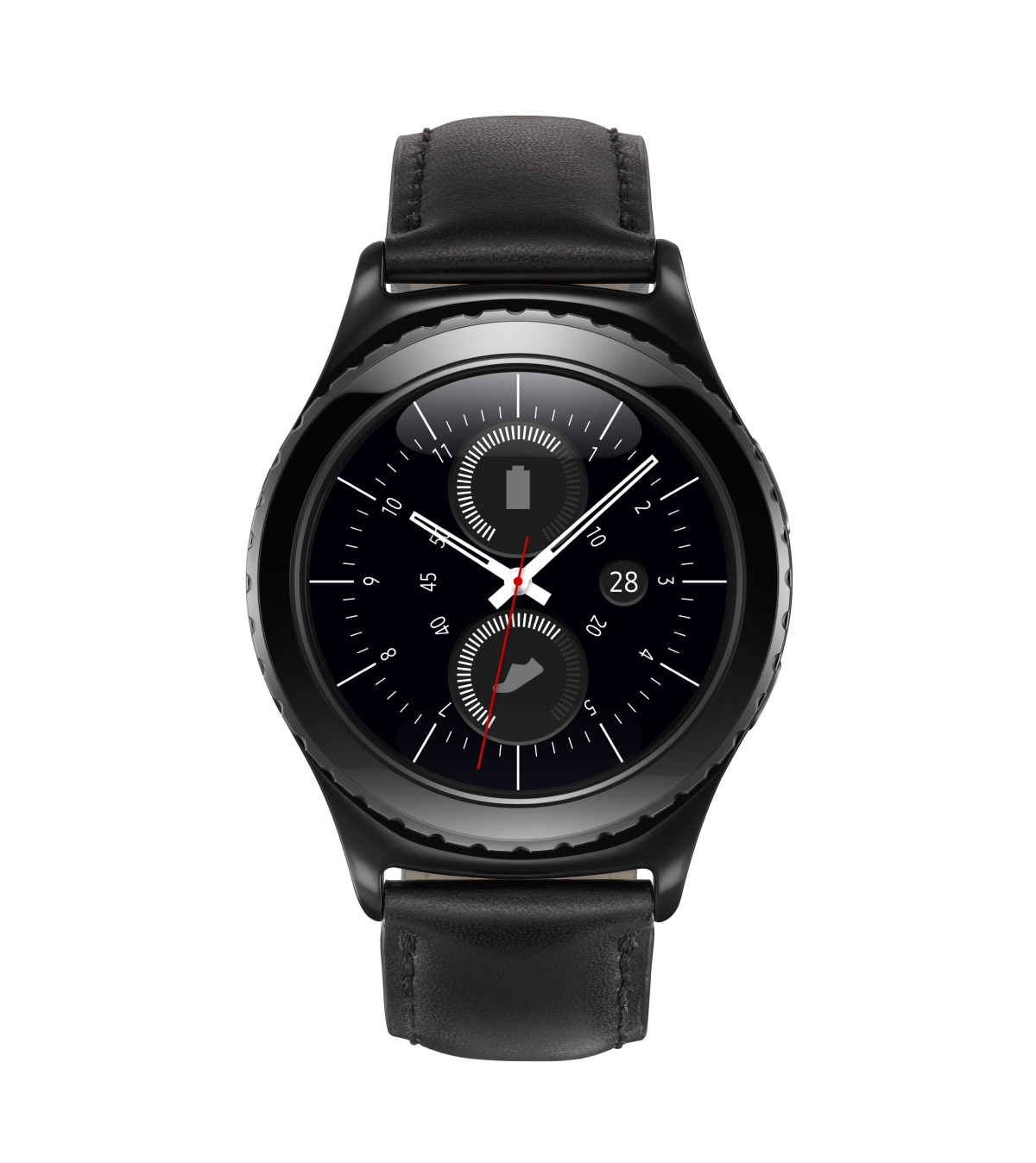 Samsung introduces the Gear S2 smartwatch