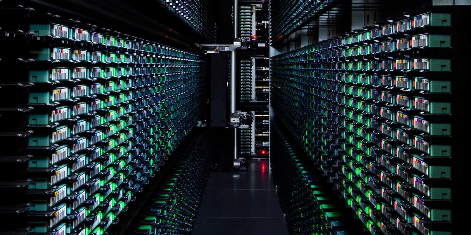 Google lost 0.000001% of users' data when lightning struck