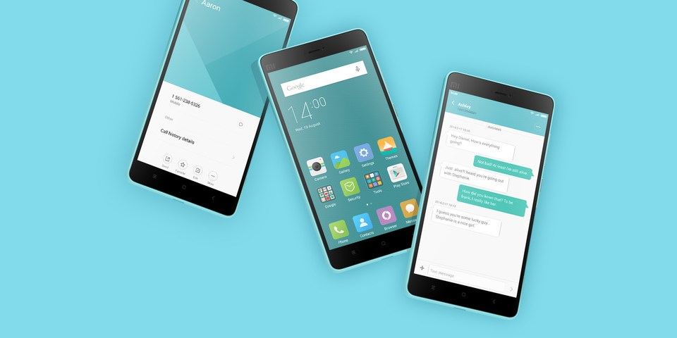 Xiaomis miui 7 brings a ton of new features to its phones miui 7 stopboris Images
