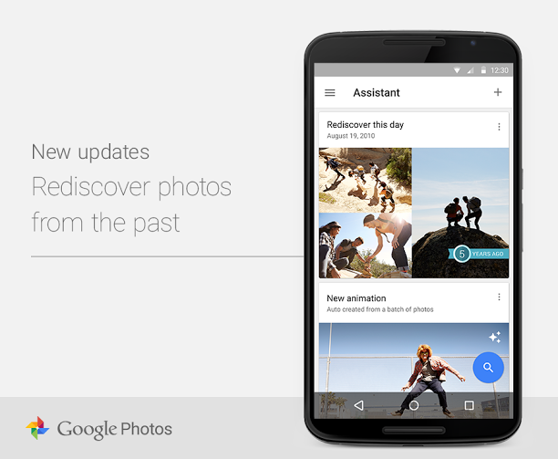 Google Photos will trigger your nostalgia with new Timehop-like feature