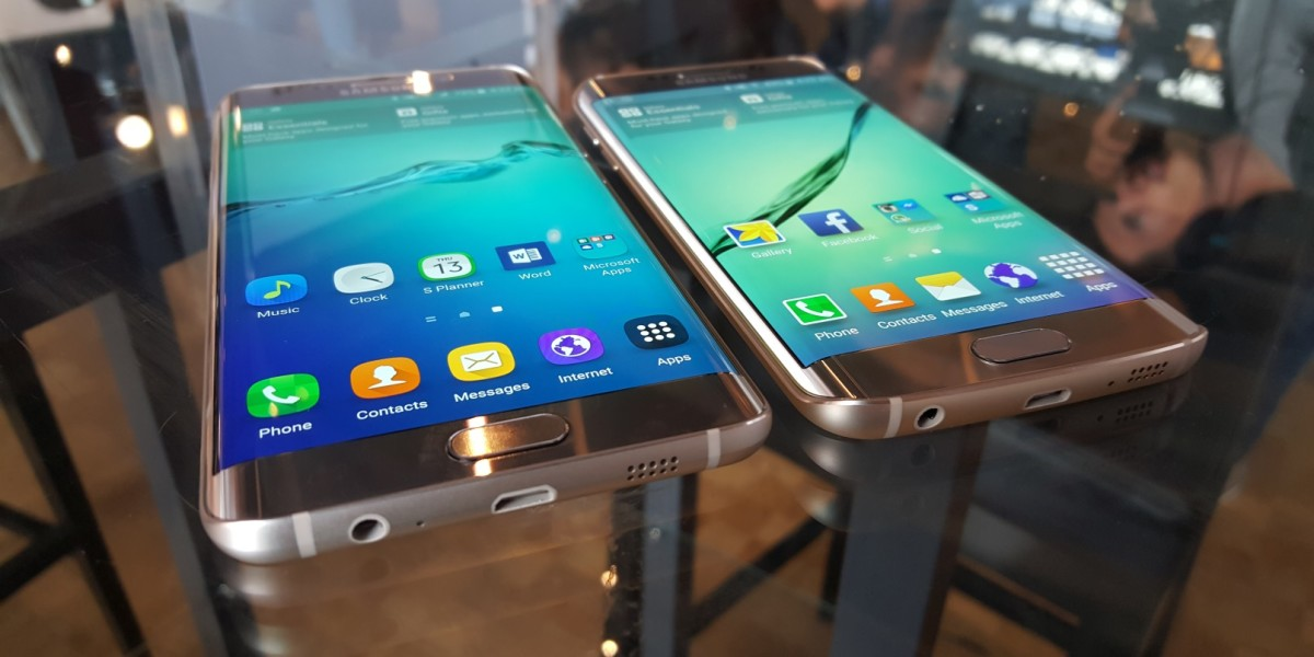 Hands-on with Galaxy S6 Edge+: If you didn't like the first, you definitely won't like this ...