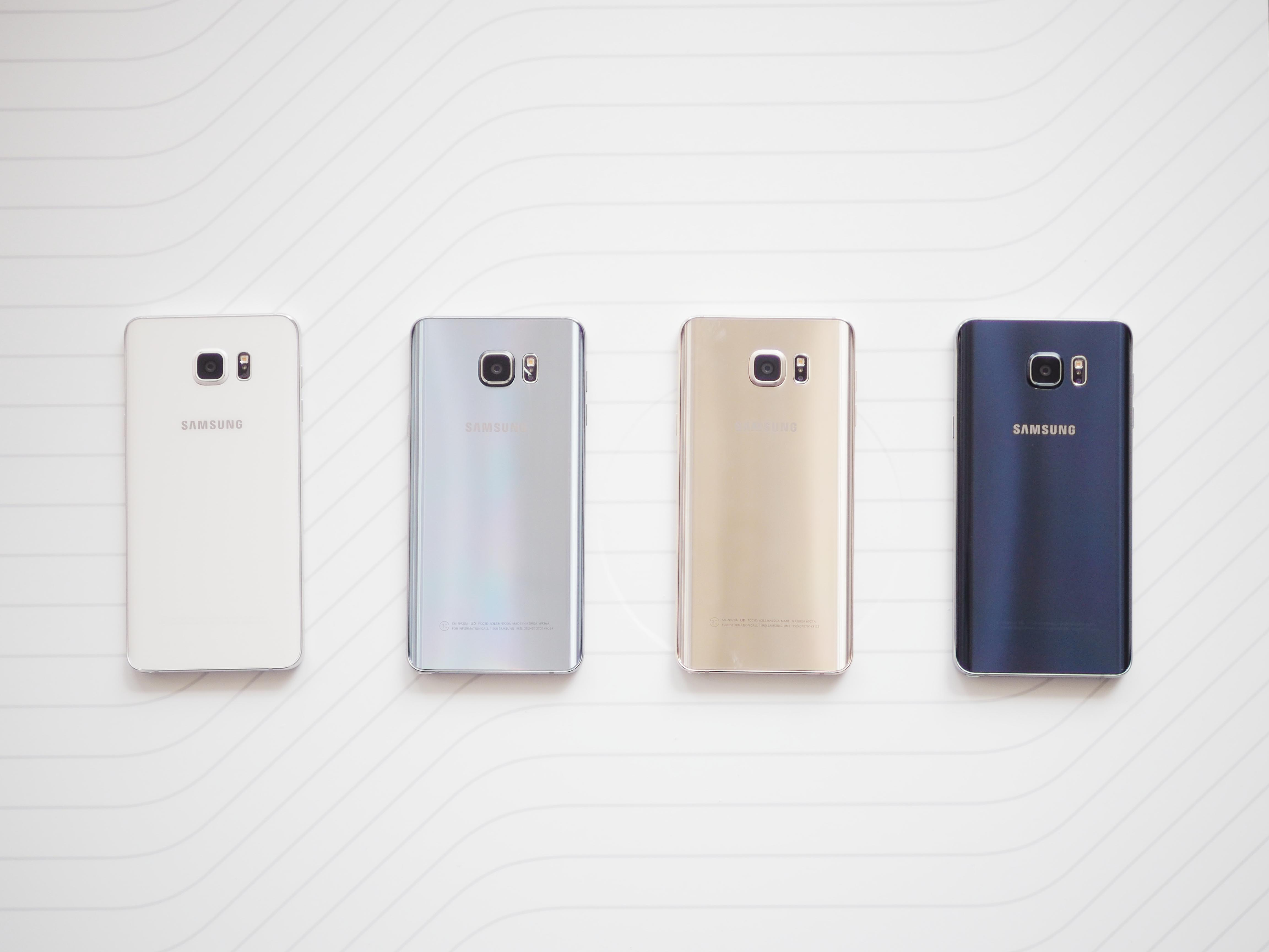 5 Cool Features Of Samsung Galaxy Note 5