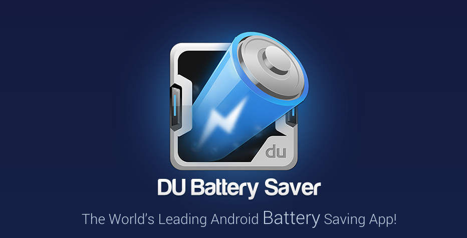 DU Battery Saver gives you control over your smartphone's battery life