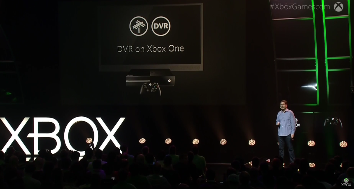 Xbox One is getting DVR features so you can record TV