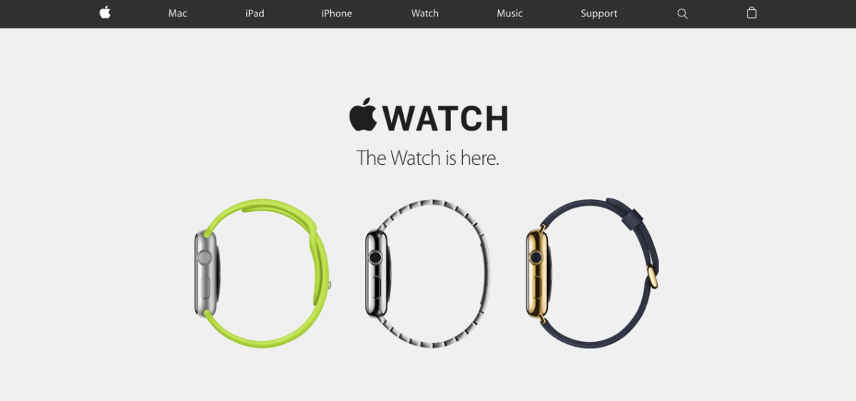Apple merges product pages and online store in website redesign