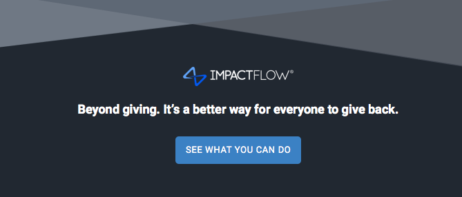 ImpactFlow wants to bring nonprofits and businesses together for greater social impact