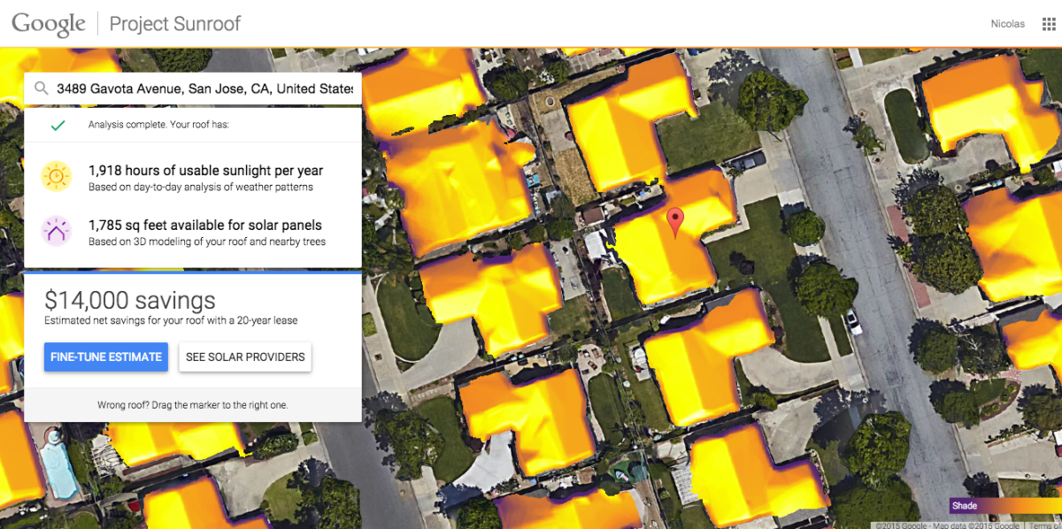 Google's new project could convince you to buy solar panels
