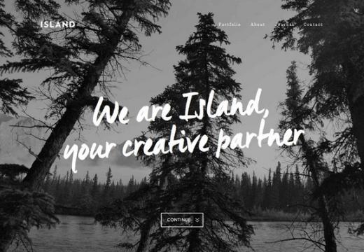 superimposed-typography-trend-island