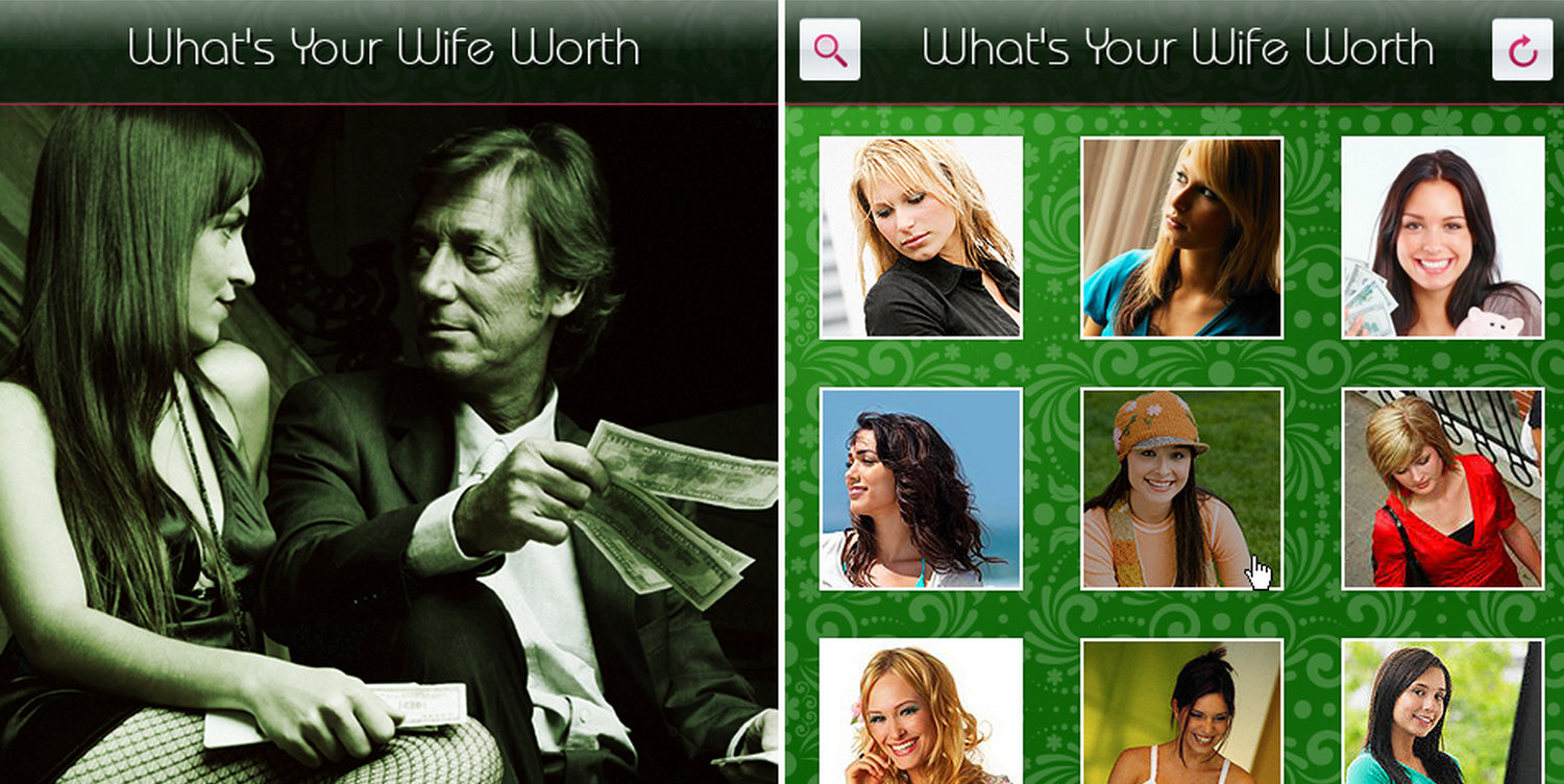 Before hack, Ashley Madison was building an app called 'What's Your Wife Worth'