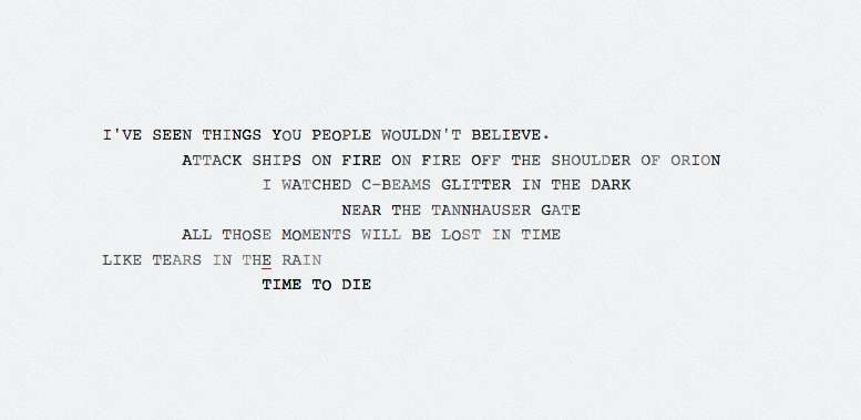 Try this typewriter simulator and see how many mistakes you make