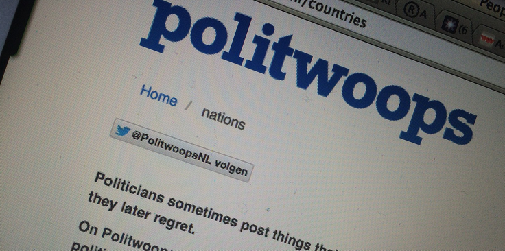 Twitter has killed Politwoops, which monitored politicians' deleted tweets in 30 countries