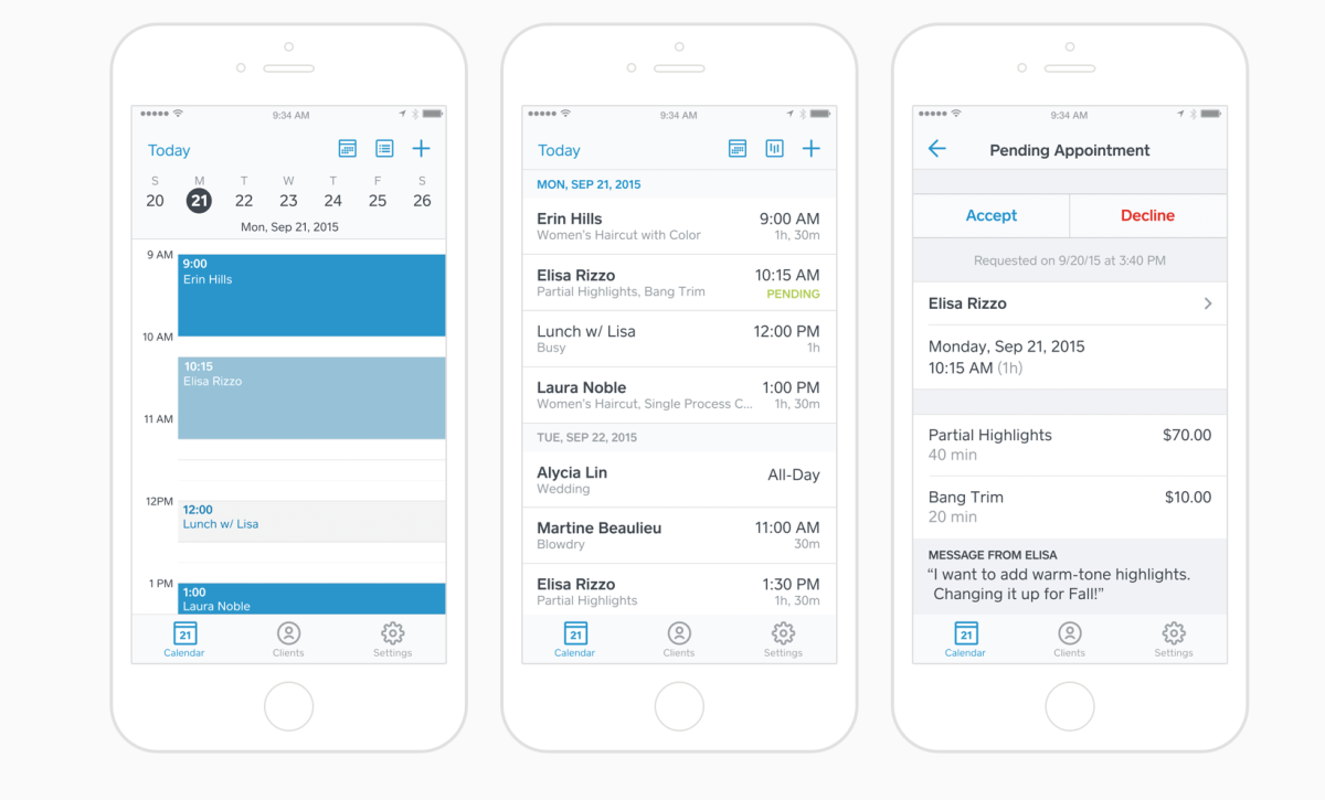 Here's why Square Appointments for mobile is a big deal