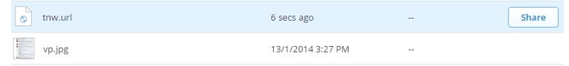 What am I to make of this, Dropbox?