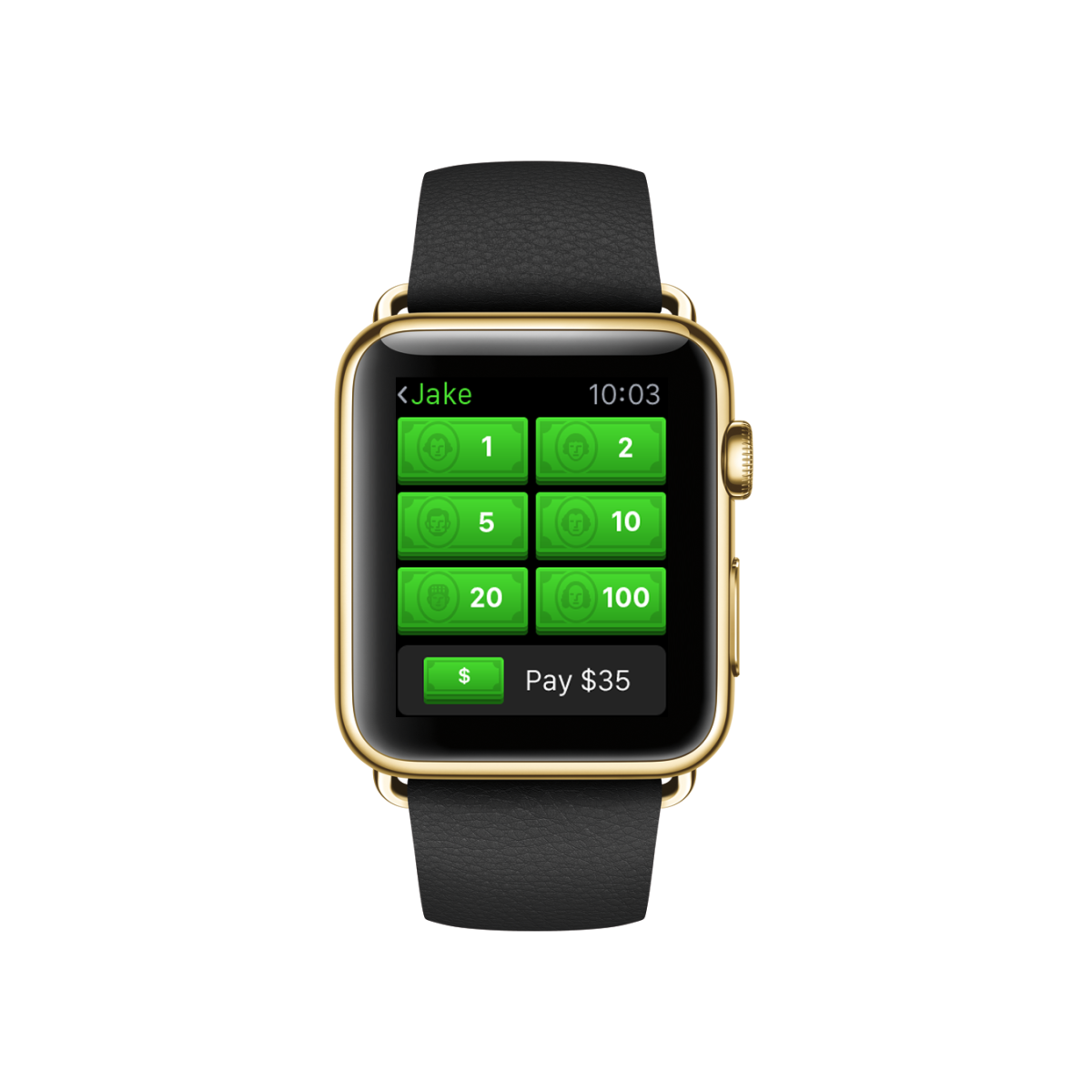 Square Cash for the Apple Watch lets you send money from your wrist