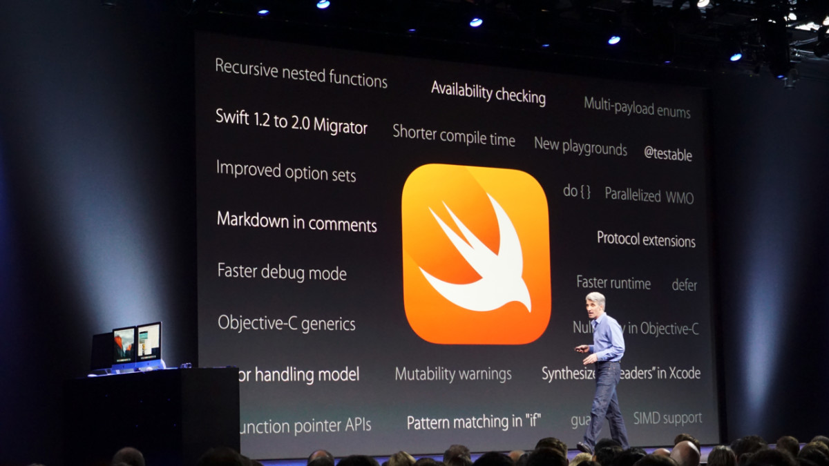 Apple has big plans for Swift 3.0 and beyond, including API changes and working with C++