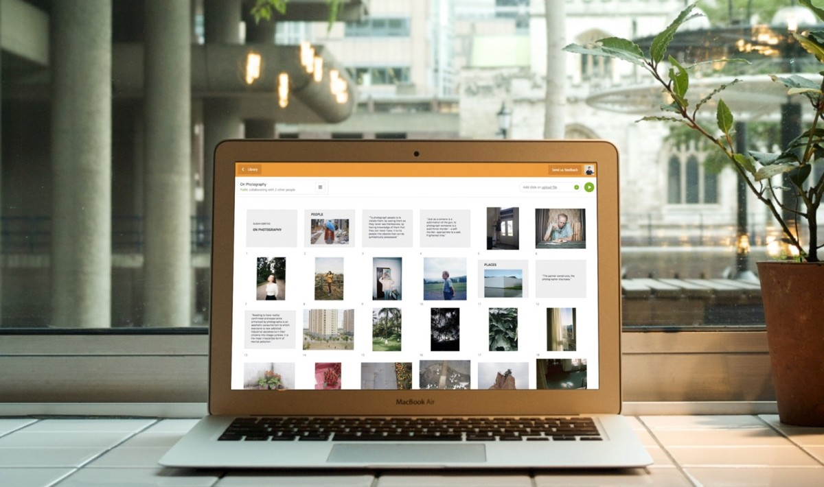 Swipe relaunches its Web-based presentation platform with new design and Pro plans