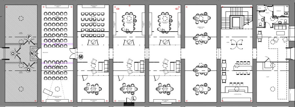 The plans for Dogpatch's awesome startup 'dungeon'