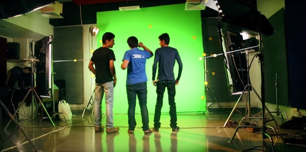 YouTube's opening its latest studio for creators in India