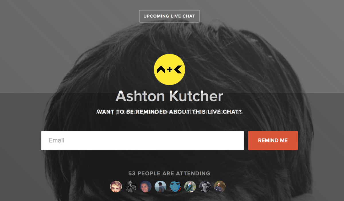 Product Hunt LIVE is an AMA for the entrepreneur community
