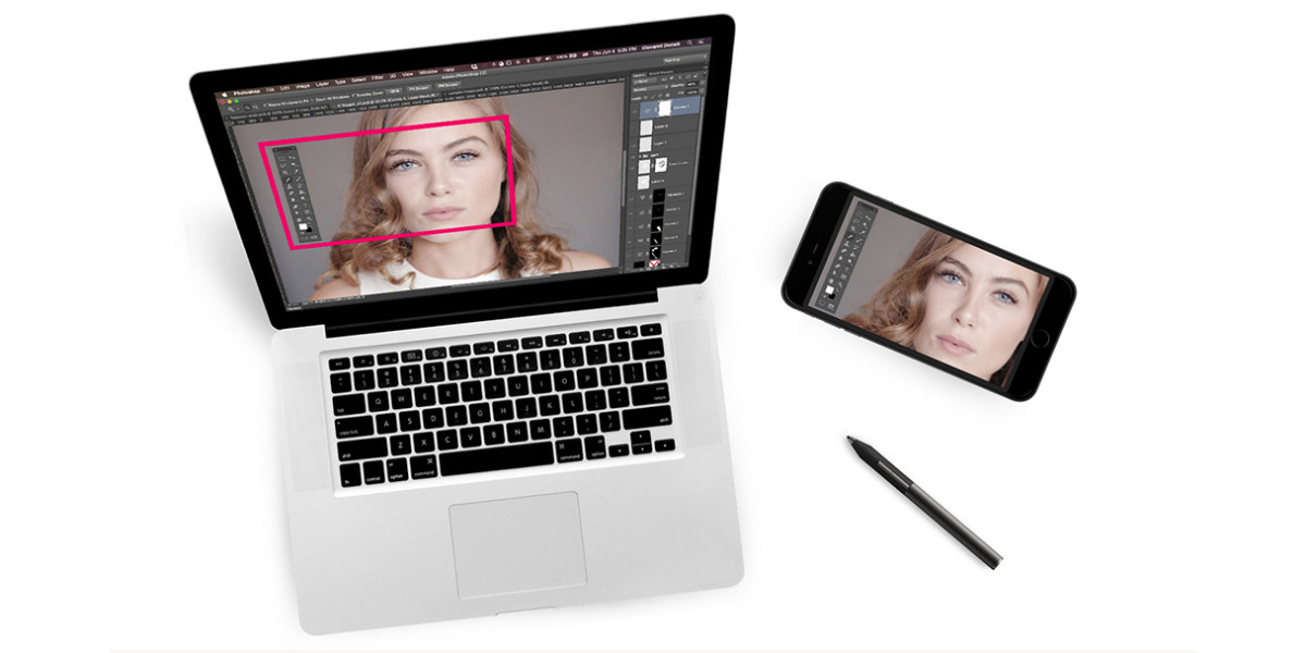 Astropad Mini lets your iPhone double as a graphics tablet