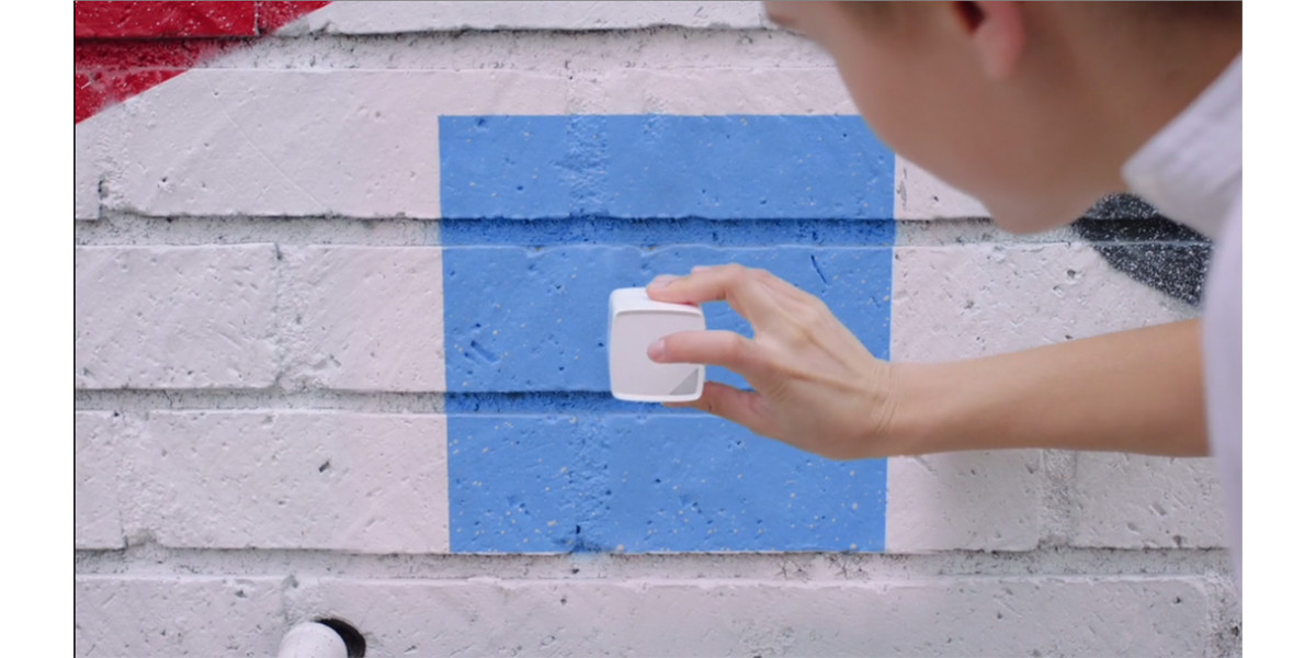 Tiny Cube color digitizer lets photographers sample and match hues